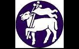 Schaf - Zunftlogo der Fleischer