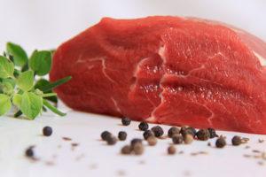 Rindfleisch versorgt den Körper mit Eisen